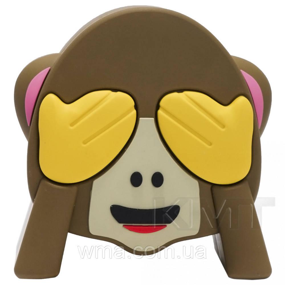 Emoji Series Power Bank Face smile — 8800 mAh — Monkey 1