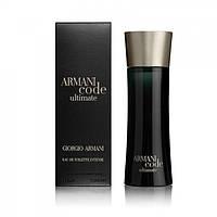 Мужская туалетная вода Armani Code Ultimate Giorgio Armani, 100 мл