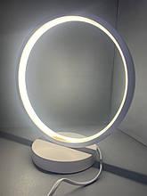 Современная светодиодная настольная лампа D007WH