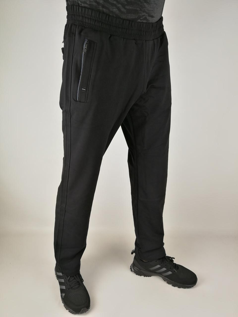 Мужские штаны ровные