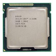 Процессор Intel Core i5-2500K 3.30GHz/6M/5GT/s (SR008) s1155, БУ