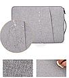 Чехол для Макбук Macbook Air/Pro 13,3'' 2008-2020 темно-серый, фото 7