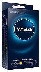 Презервативы Мой размер My size 53 мм 10 шт