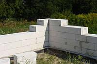 Газоблоки газоблок газобетон газобетонні блоки паз- гребінь Почаїв, фото 1
