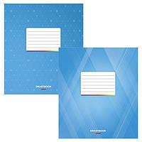 Школьная тетрадь в клетку Школярик Star Smartbook 12 листов