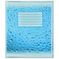 Школьная тетрадь в клетку Brisk фоновая обложка 18 листов ТВ-51