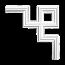 Угловой элемент 1.52.287 для стен с полиуретану