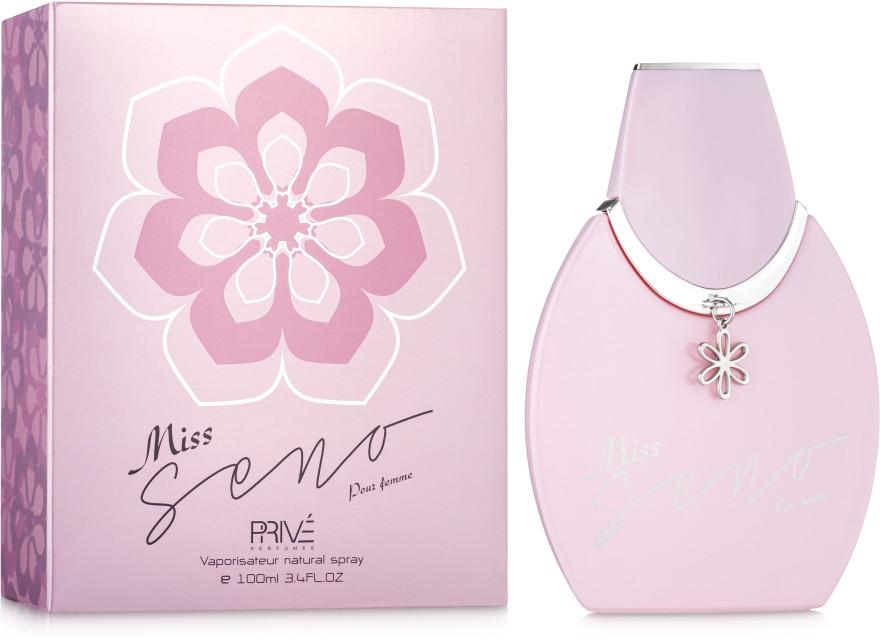 """Парфумована вода для жінок """"Miss Seno"""" Prive Parfums 100 мл"""