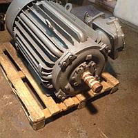 ВАО2-315L8 160/750 (электродвигатель ВАО2 160кВт 750об/мин) лапы/фланец, фото 1