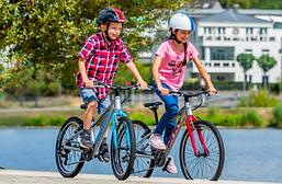 Дитячі та підліткові велосипеди
