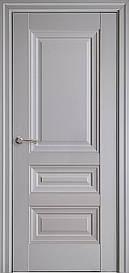 Двері міжкімнатні Статус глухі Сіра пастель, 900