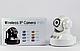 Безпроводная Web камера видеонаблюдения wi fi Bluetooth IP TF PT2, фото 2