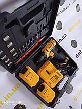 Шуруповерт DeWalt DCD700 и набор инструментов в кейсе реплика, фото 3