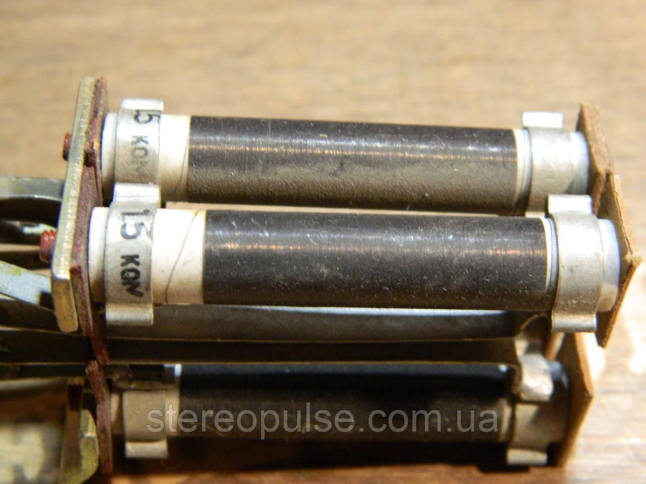 Дротяний Резистор 10 Ом...1.5 кОм