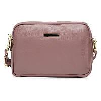 Жіноча шкіряна сумка Borsa Leather K11906-beige