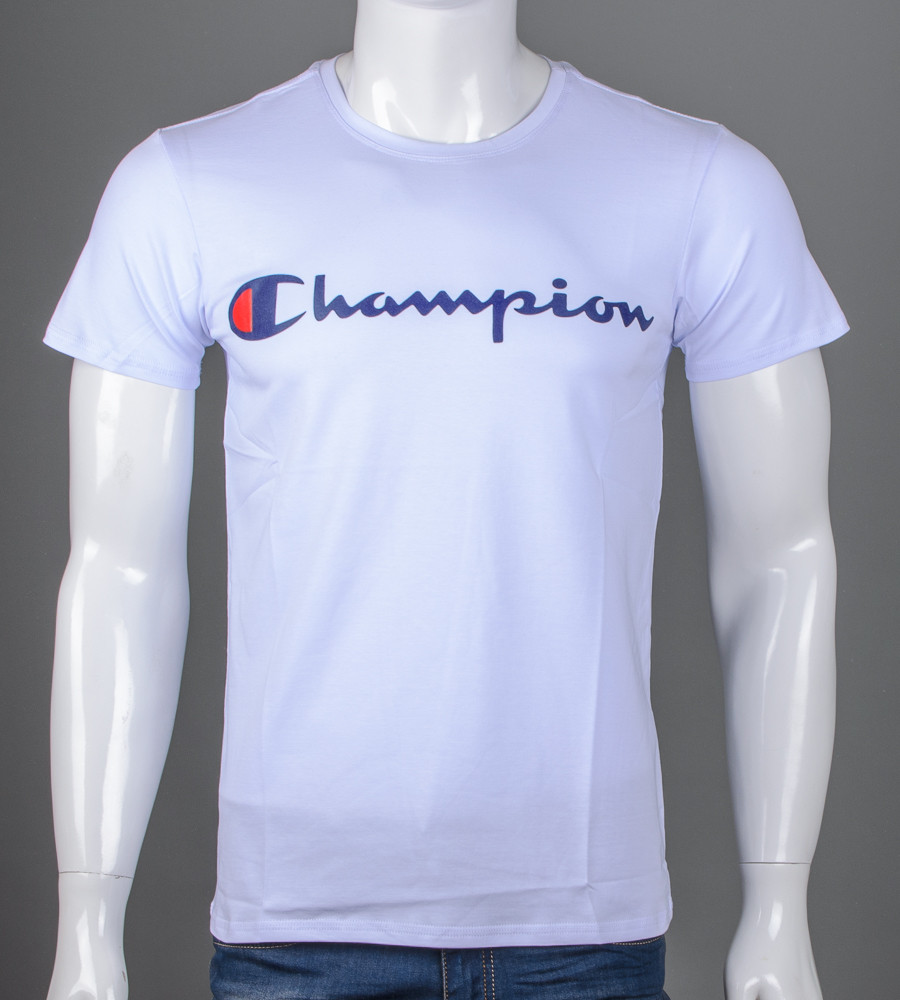 Футболка мужская Champion (2041м), Белый