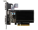 ВИДЕОКАРТА Pci-E GeForce GT 710 на 2GB c HDMI DDR 3  PCIe 2.0 с ГАРАНТИЕЙ ( видеоадаптер GT 710 2048 MB  ), фото 2