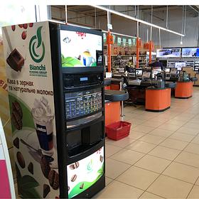 Выкуп и продажа кофейных и снековых автоматов