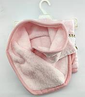 Дитячий плед ковдру Туреччина для новонародженого подарунок новонародженому рожеве (НДП22)
