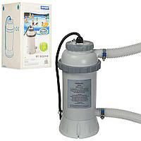 Нагреватель воды для бассейна 220w проточный нагреватель воды Intex 28684