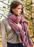Шикарний великий теплий палантин, шарф від тсм Tchibo (Чібо), Німеччина, фото 3