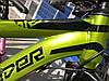 ✅ Горный Стальной Велосипед TopRider 27.5 Дюйм 550 Рама 15 Хакки ORIGINAL SHIMANO, фото 5