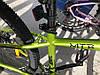 ✅ Горный Стальной Велосипед TopRider 27.5 Дюйм 550 Рама 15 Хакки ORIGINAL SHIMANO, фото 7
