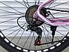✅ Горный Стальной Велосипед TopRider 27.5 Дюйм 550 Рама 15 Розовый ORIGINAL SHIMANO, фото 6