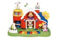 Развивающая игрушка Танцуюшая Ферма Kiddieland Preschool