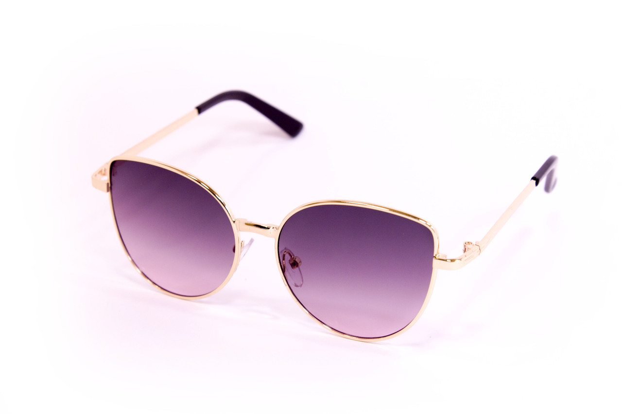 Дитячі окуляри чорні 0453-5