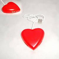 "Usb-хаб ""Heart"""