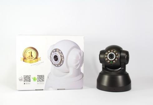Безпроводная Web камера видеонаблюдения wi fi Bluetooth IP TF PT2