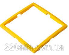 Декоративная рамка желтая Bylectrica Уют