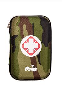 Аптечка EVA box (хакі) Tramp. Туристична аптечка.