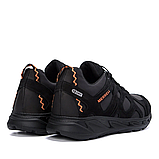 Чоловічі чорні шкіряні кросівки MERRELL, фото 6