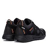 Мужские черные кожаные кроссовки MERRELL, фото 6