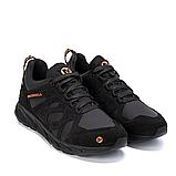 Чоловічі чорні шкіряні кросівки MERRELL, фото 5