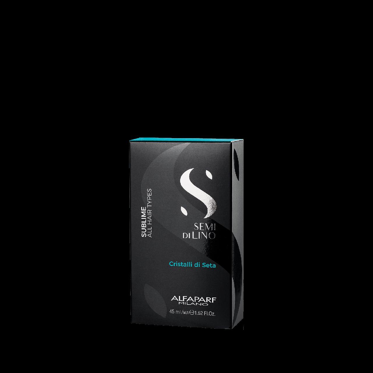 Кристали для волосся Alfaparf Cristalli Di Seta Semi di Lino 45 мл