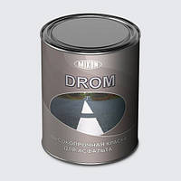 Краска для асфальта MIXON DROM 0.75л.