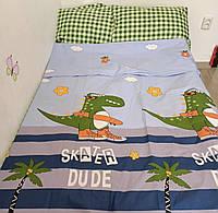 Дитяче постільна білизна - Крокодил