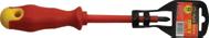 Отвертка №2 L-125мм с крестообразным шлицем (диэлектрическая 1000В)