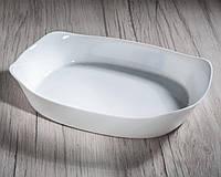 Форма для запекания Carine 30х22 см прямоугольная, цвет белый Luminarc.
