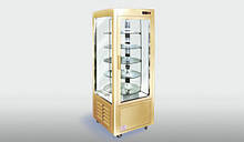 Шкаф холодильный демонстрационный 600 л.