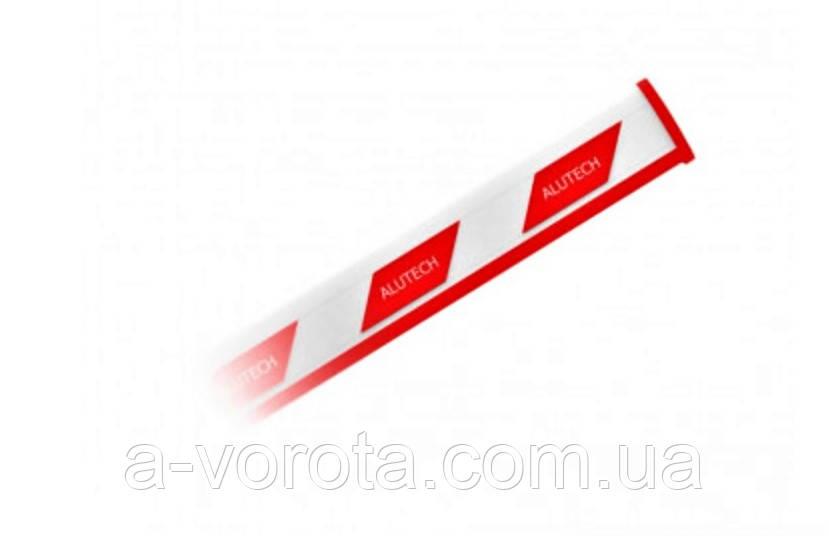 Alutech RBN8-4 стріла для шлагбаума автоматичного