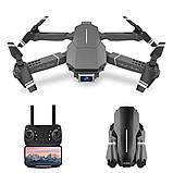 Квадрокоптер E98 – дрон з 4K камерою Black, фото 2