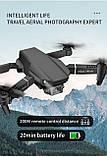 Квадрокоптер E98 – дрон з 4K камерою Black, фото 5