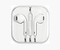 Проводные наушники гарнитура Apple Earpods для Iphone 5 / 6 / 7 / 8 Plus