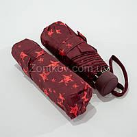 """Кишеньковий механічний жіночий парасольку в горошок від фірми """"RST"""""""