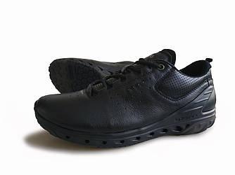 Кожаные кроссовки полуботинки Ecco Venture демисезон