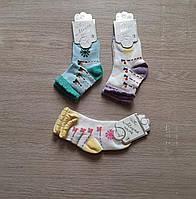 """Шкарпетки дитячі з малюнком розмір 1 (12шт/уп) (6 кол) """"MARI"""" купити недорого від прямого постачальника"""